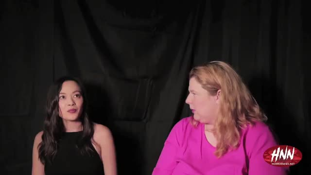 Horror Talk with Kristin West:  Trisha Molina & Camille Montgomery