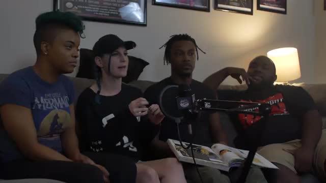 "Swerve City Podcast Episode 14- Leva Bates ""Likable Dick"""