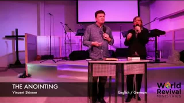 The Anointing English/German