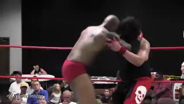 Modern Vintage Wrestling #27