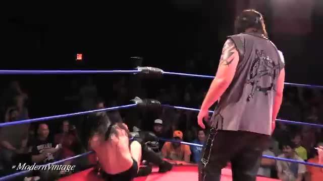 Modern Vintage Wrestling T.V. #33