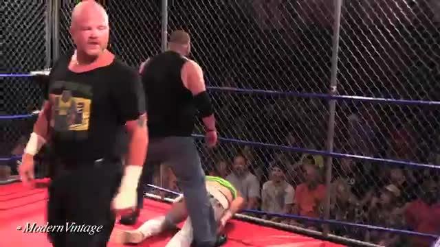 Modern Vintage Wrestling T.V.#34  Season 2 Finale