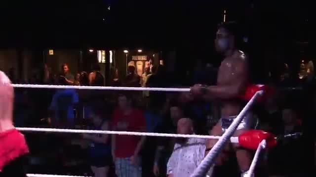 Modern Vintage Wrestling T.V. # 3
