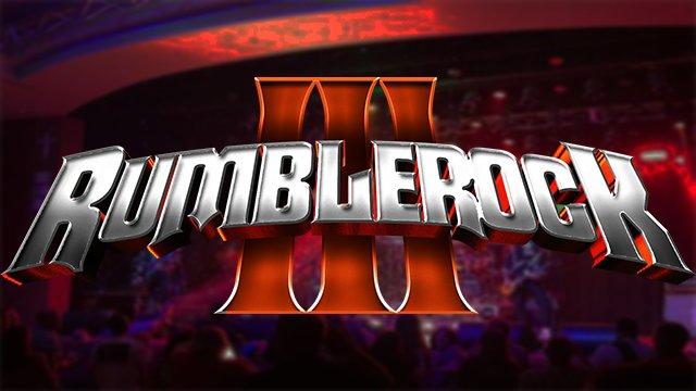 IWA - RumbleRock 3 (08/02/19)