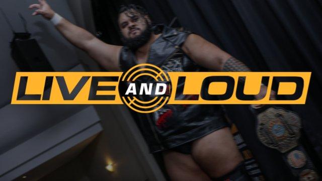 IWA - Live & Loud (28/04/18)