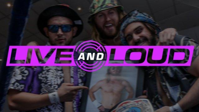 IWA - Live & Loud (12/01/18)