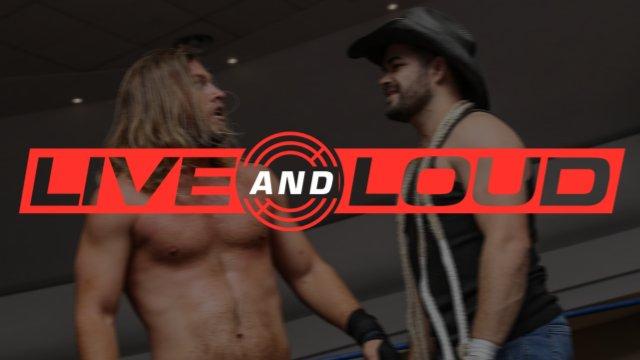 IWA - Live & Loud (15/07/17)