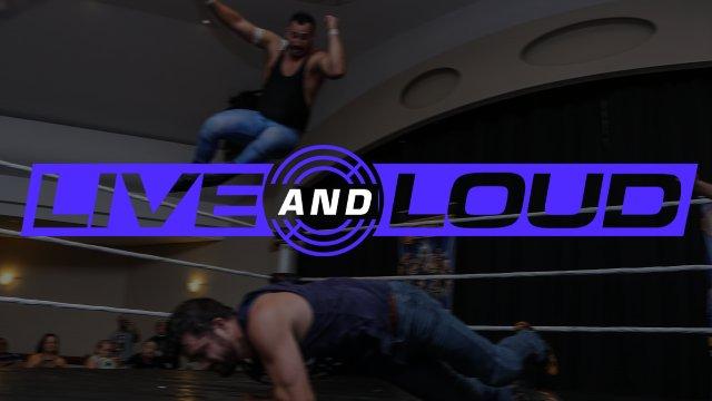 IWA - Live & Loud (19/01/19)