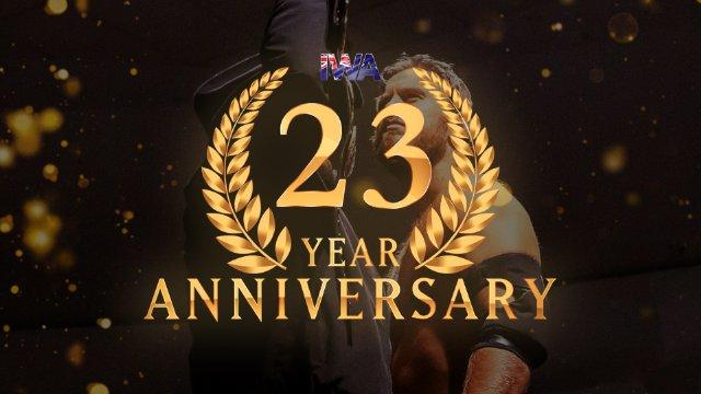 IWA - 23 Year Anniversary (17/04/21)