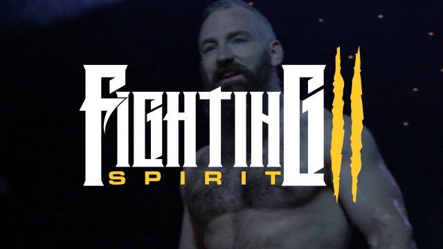 IWA - Fighting Spirit 2 (13/10/17)