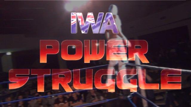 IWA - Power Struggle (10/06/17)
