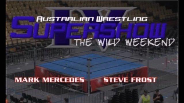 Australian Wrestling Supershow IV - Night 1 (12/11/05)