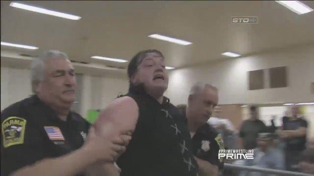 PWO/PRIME TV #170: Marion Fontaine vs. Jason Bane