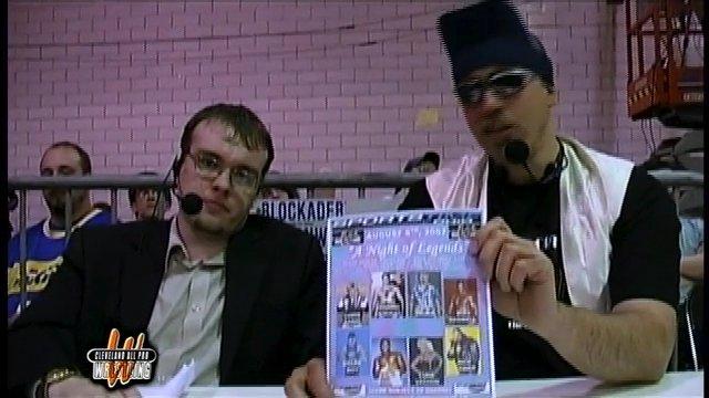 CAPW TV #2-12: Johnny Gargano vs. Metal Master