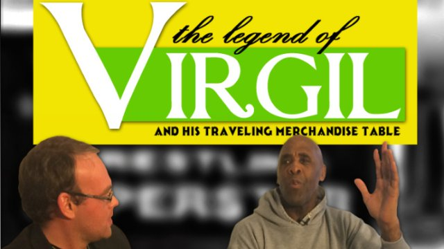The Legend of Virgil & His Traveling Merchandise Table