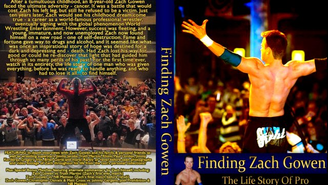 Finding Zach Gowen