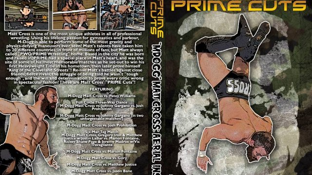 PRIME Cuts: M-Dogg 20 Matt Cross - Aerial Insanity