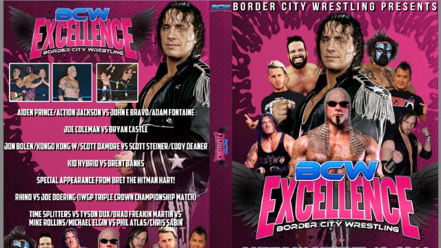 "Border City Wrestling ""Excellence"""