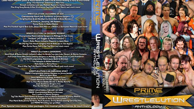 PRIME Wrestlelution 3: A Defining Moment