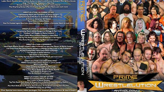 PRIME Wrestlelution 1