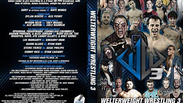 Welterweight Wrestling 3