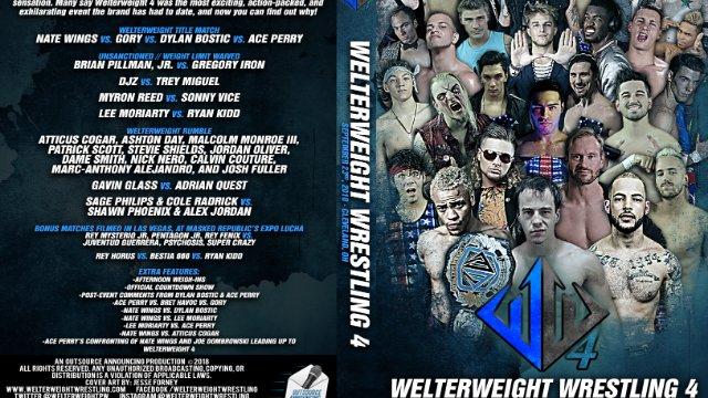 Welterweight Wrestling 4
