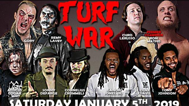 "Premier Championship Wrestling ""Turf War"""
