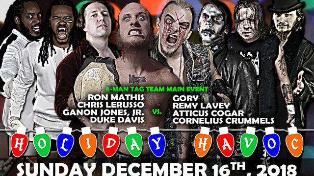 "Premier Championship Wrestling ""Holiday Havoc"" 2018"