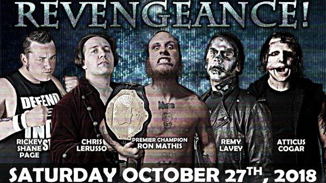 """Premier Championship Wrestling """"Revengeance"""" 2018"""