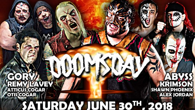 "Premier Championship Wrestling ""Doomsday"""