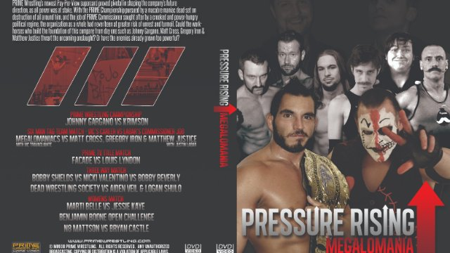 PRIME Pressure Rising: Megalomania