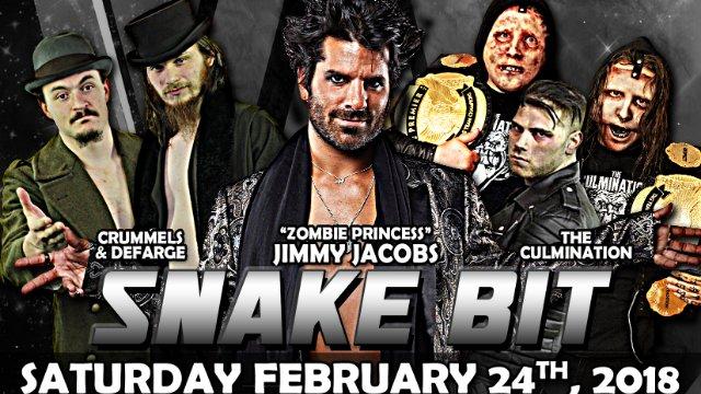 "Premier Championship Wrestling ""Snake Bit"""