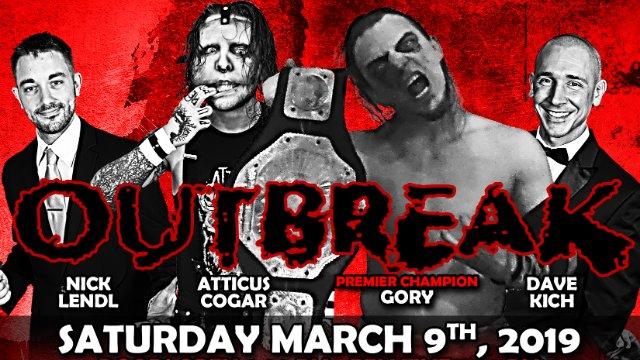 "Premier Championship Wrestling ""Outbreak"" 2019"