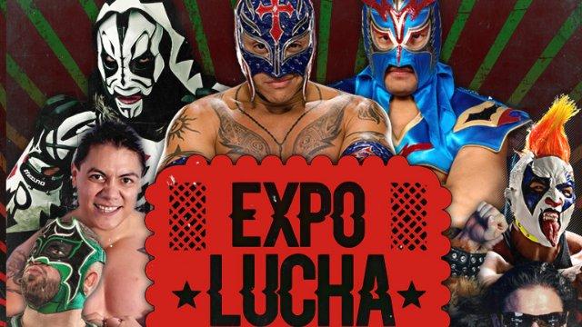 Expo Lucha 2018 - Viva La Lucha!