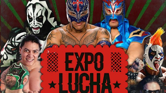 Expo Lucha 2018 - Legends of Lucha Libre