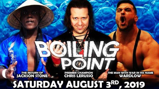 "Premier Championship Wrestling ""Boiling Point"" 2019"