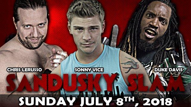 """Premier Championship Wrestling """"Sandusky Slam"""" - Sandusky, OH"""