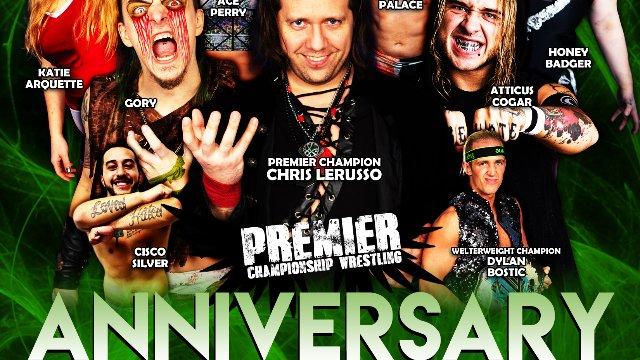 "Premier Championship Wrestling ""Anniversary"" 2019"