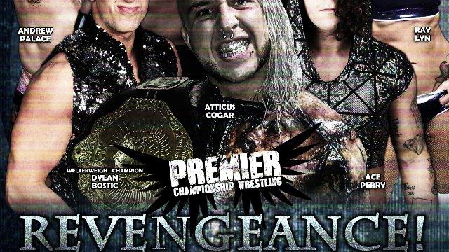 """Premier Wrestling """"Revengeance"""" 2019"""