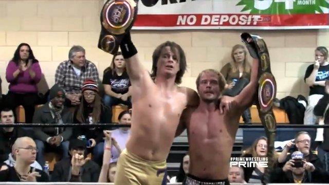 PWO/PRIME TV #174: Dead Wrestling Society vs. Handicapped Heroes