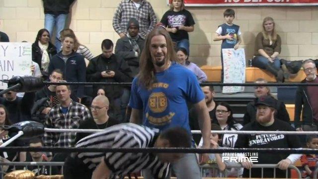 PWO/PRIME TV #176: Johnny Gargano vs. M-Dogg Matt Cross