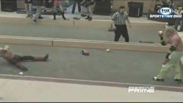 PWO/PRIME TV #184: Facade vs. Gory
