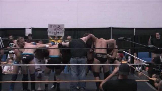 LOST PWO/PRIME TV #191: Ten-Man Elimination Tag Match! *Series Finale*!