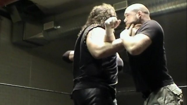 CAPW TV #2: Abyss & Unknown vs. Ray Rowe & Jason Bane
