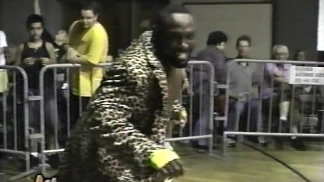CAPW TV #9: Monty Brown vs. Abyss