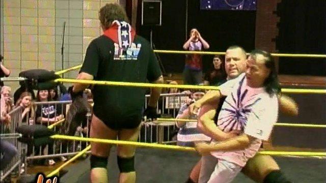 CAPW TV #24: Tracy Smothers (w/ Gypsy Joe & JT Lightning)  vs. Jason Bane