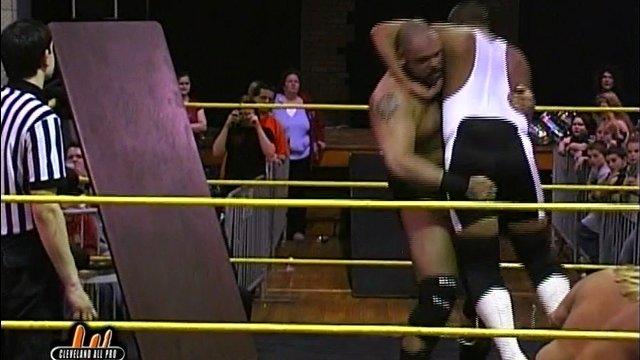 CAPW TV #27: Greg Valentine & Jason Bane vs. Tracy Smothers & JT Lightning
