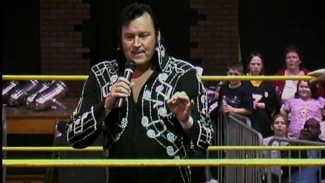 CAPW TV #34: Honky Tonk Man vs. Lord Zoltan