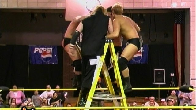 CAPW TV #36: Three-Team Tag Title Ladder Match