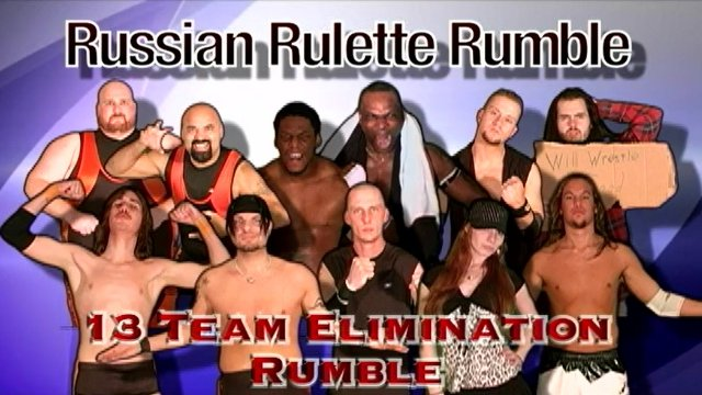 CAPW TV #38: 13-Team Russian Roulette Rumble